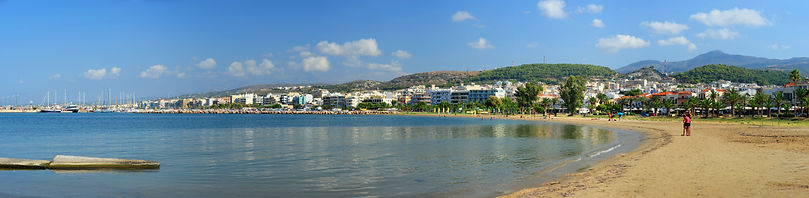 Guide to Crete sights - Rethymnon