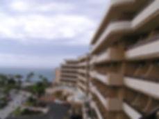Iberostar Torviscas Playa Tenerife hotel building