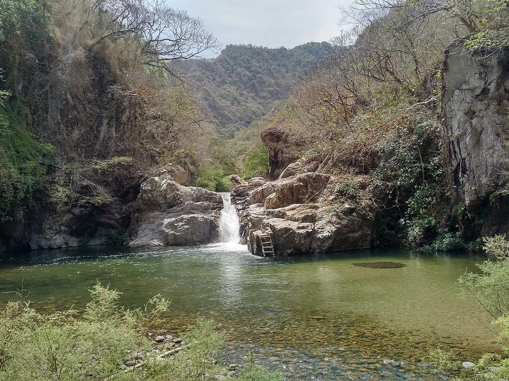 El Salto Waterfall, Puerto Vallarta Sierra Madre hiking with Canopy River