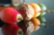 Passion fruit, Madeira