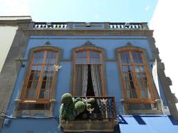 Interestig architecture, Las Palmas