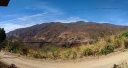El Progreso bridge - on the way to San Sebastian del Oeste