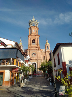 Church of Our Lady of Guadalupe, Puerto Vallarta