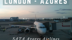 Flights to Azores from London: SATA Azores Airlines vs. Ryanair