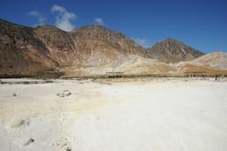 Nisyrs volcano