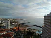 Iberostar Bouganville Playa - view from the room towards Playa de las Americas