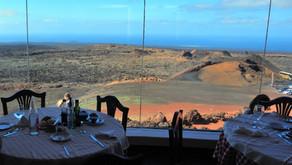 Lanzarote El Diablo Restaurant by Taxi