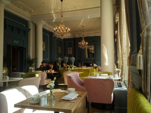 The Lounge at the Grosvenor