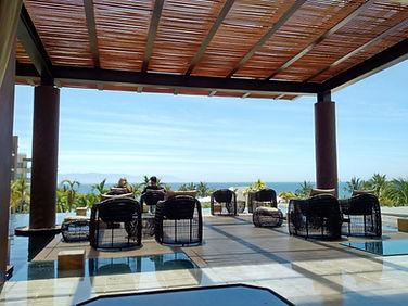 Now Amber Puerto Vallarta lobby