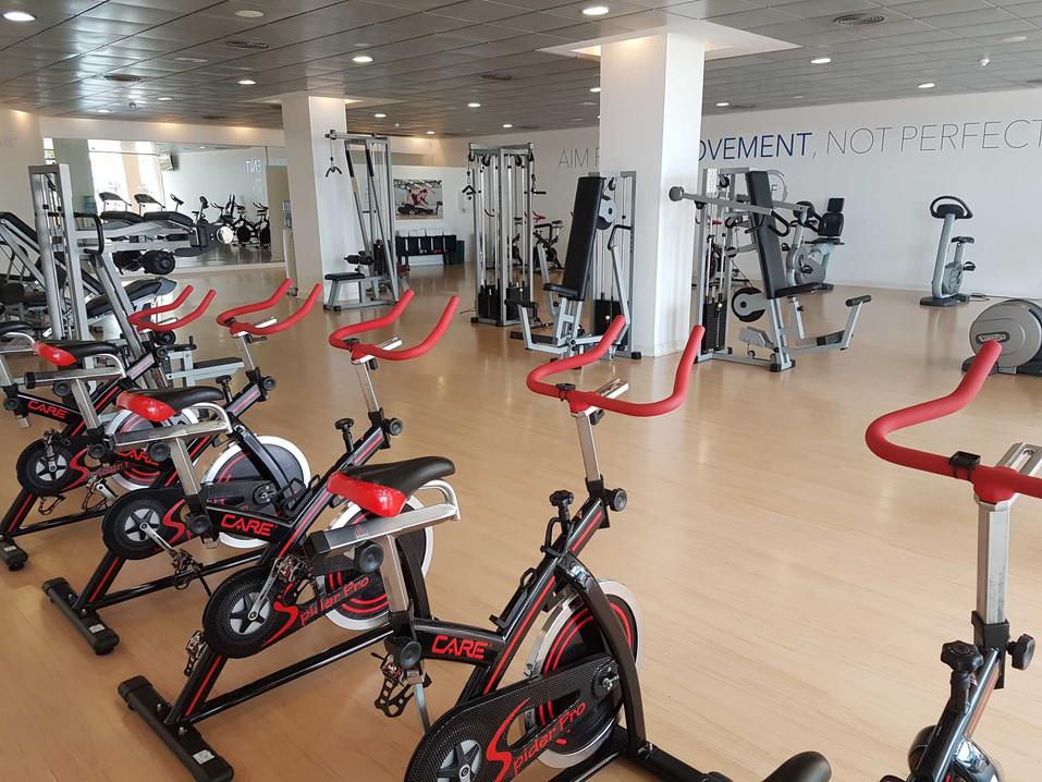Iberostar Bouganville Playa gym