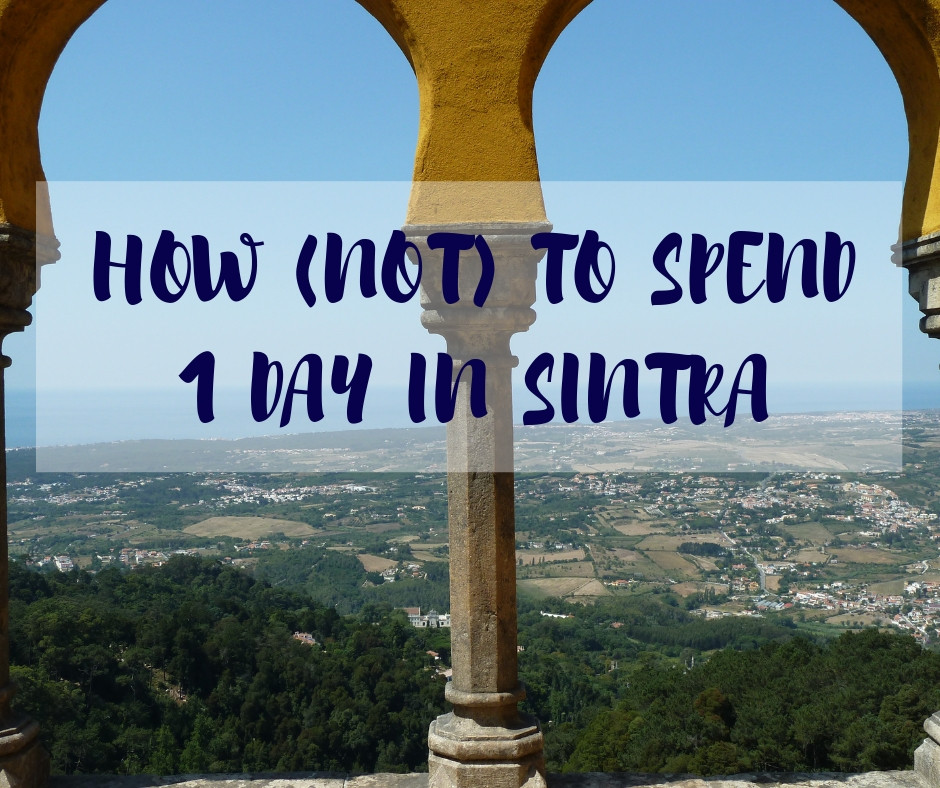 One day in Sintra itinerary