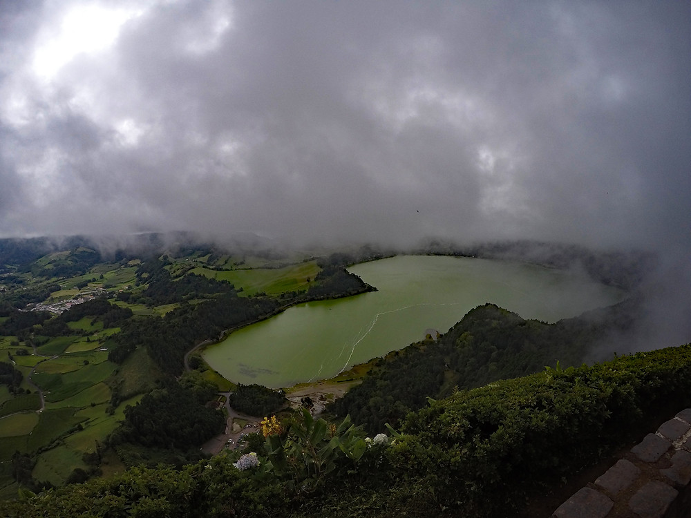 Best GoPro for travel: Furnas (Azores) with GoPro Hero4 Silver