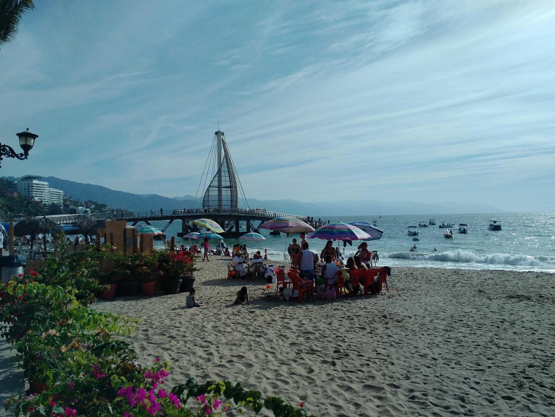Playa de los Muertos, Puerto Vallarta