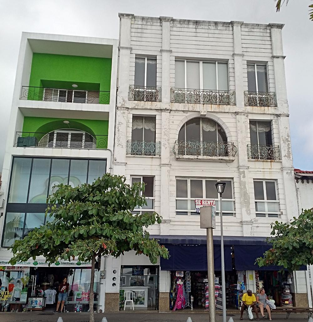 Tour sales booth on the Malecon, Puerto Vallarta