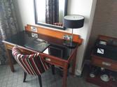 The Grosvenor London room - desk
