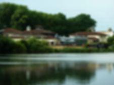 Wyboston Lakes Hotel grounds
