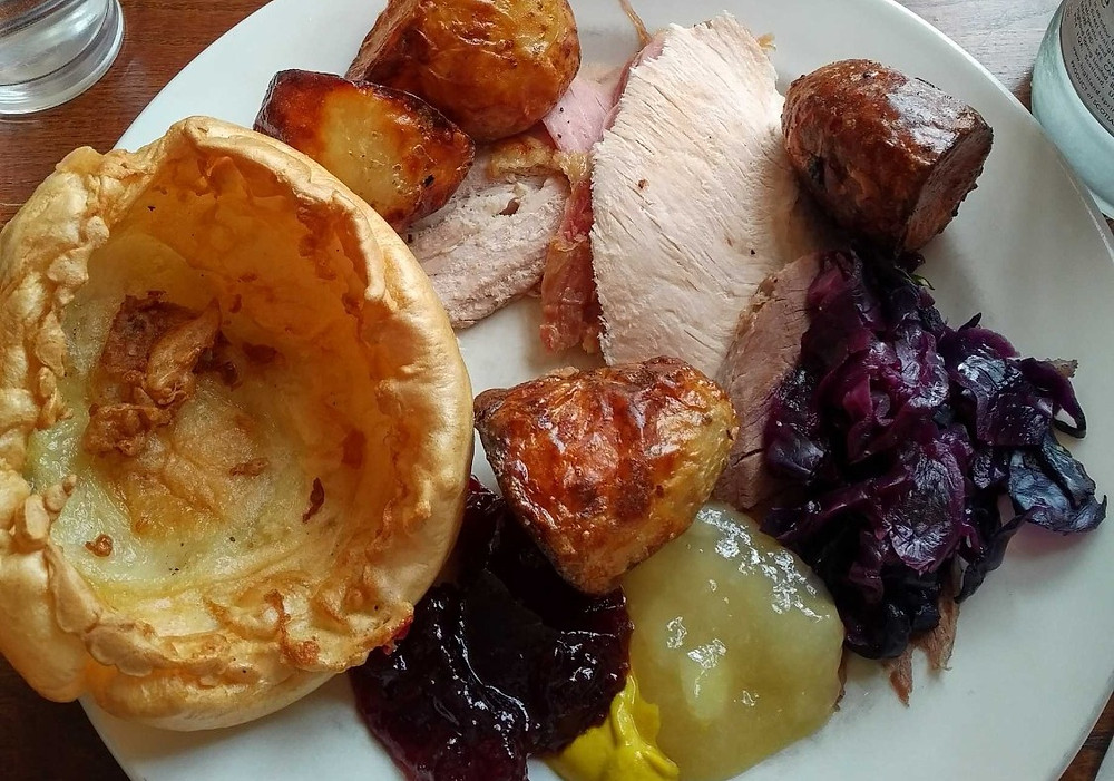 Toby Carvery - A Foodie Guide to London