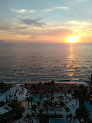 Now Amber Puerto Vallarta view from the room