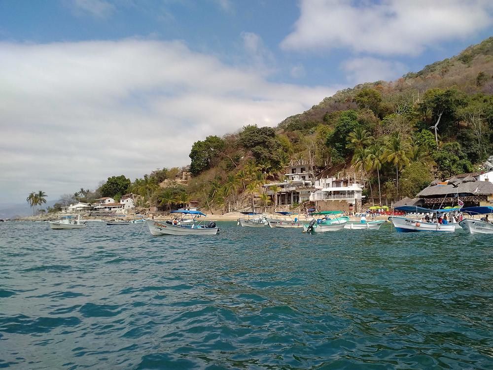 Las Animas Beach, Puerto Vallarta