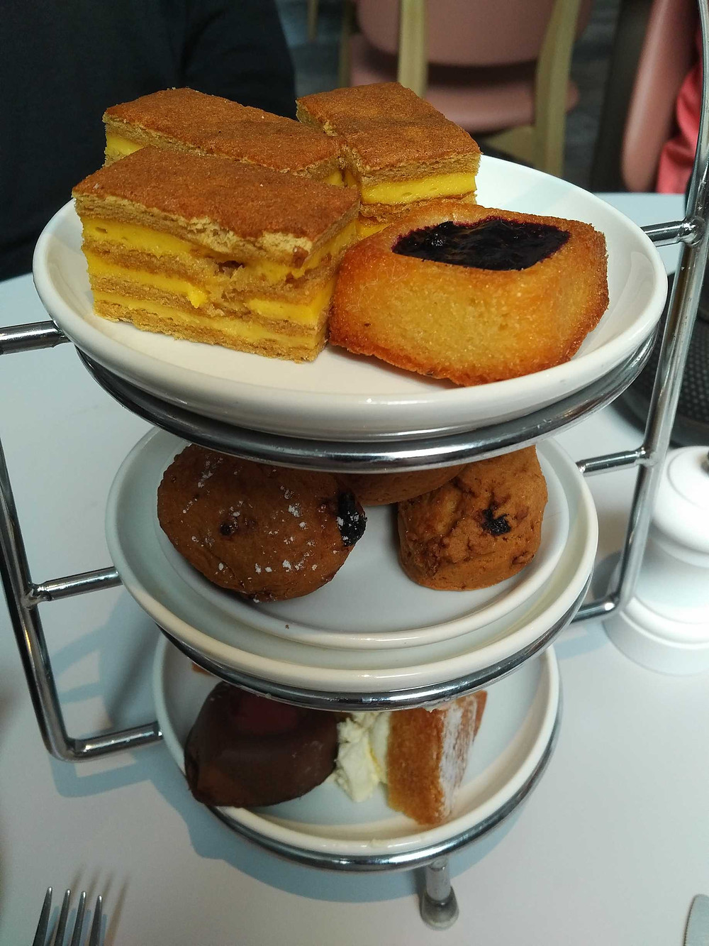 The National Gallery Afternoon Tea - A Foodie Guide to London