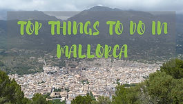 Top things to do in Mallorca by public transport
