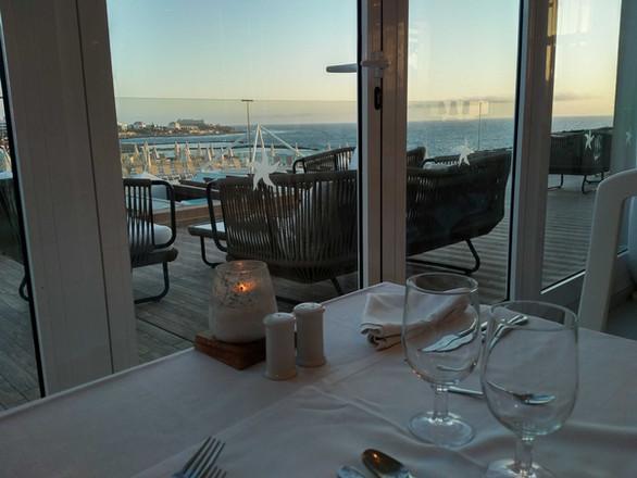 Iberostar Bouganville Playa - Star Prestige terrace from the restaurant