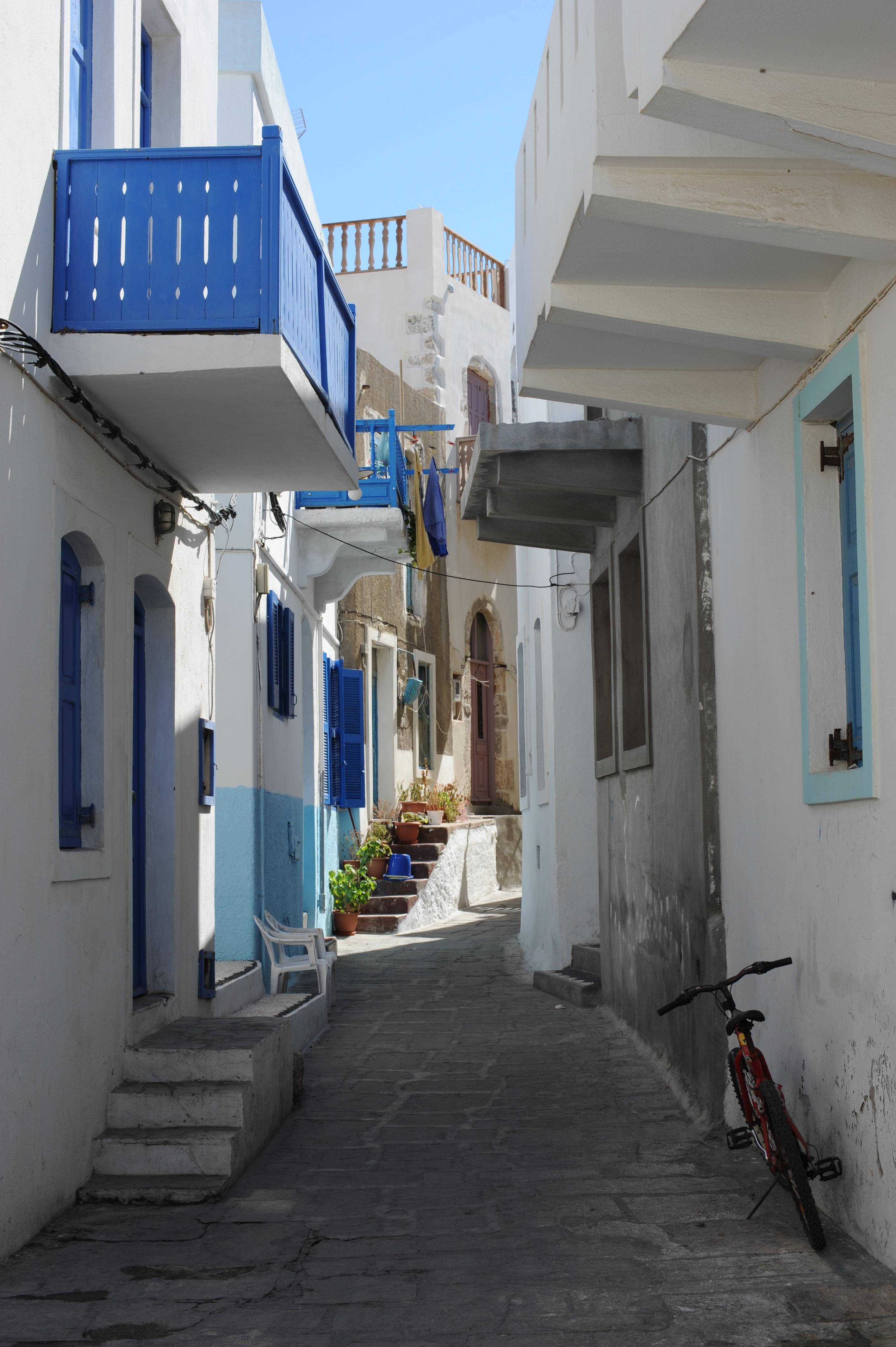 Mandraki, Nisyros