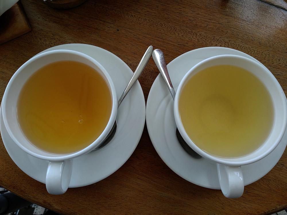 Teas at Loja de Cha Funchal