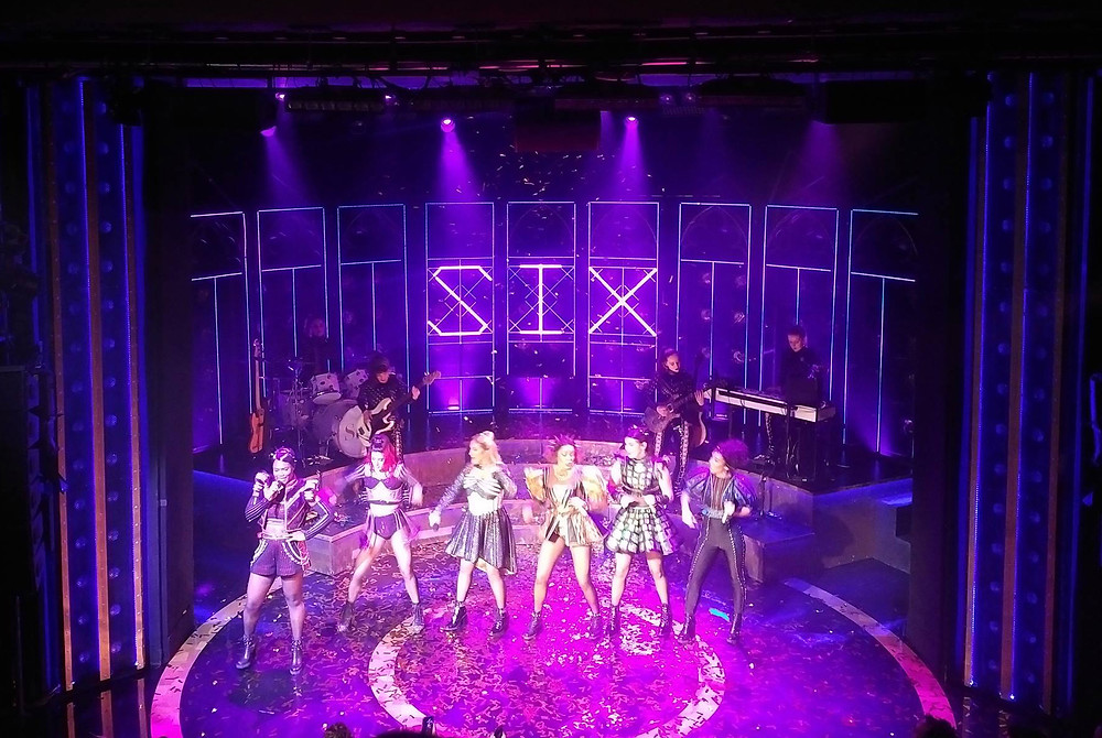 Six the musical London