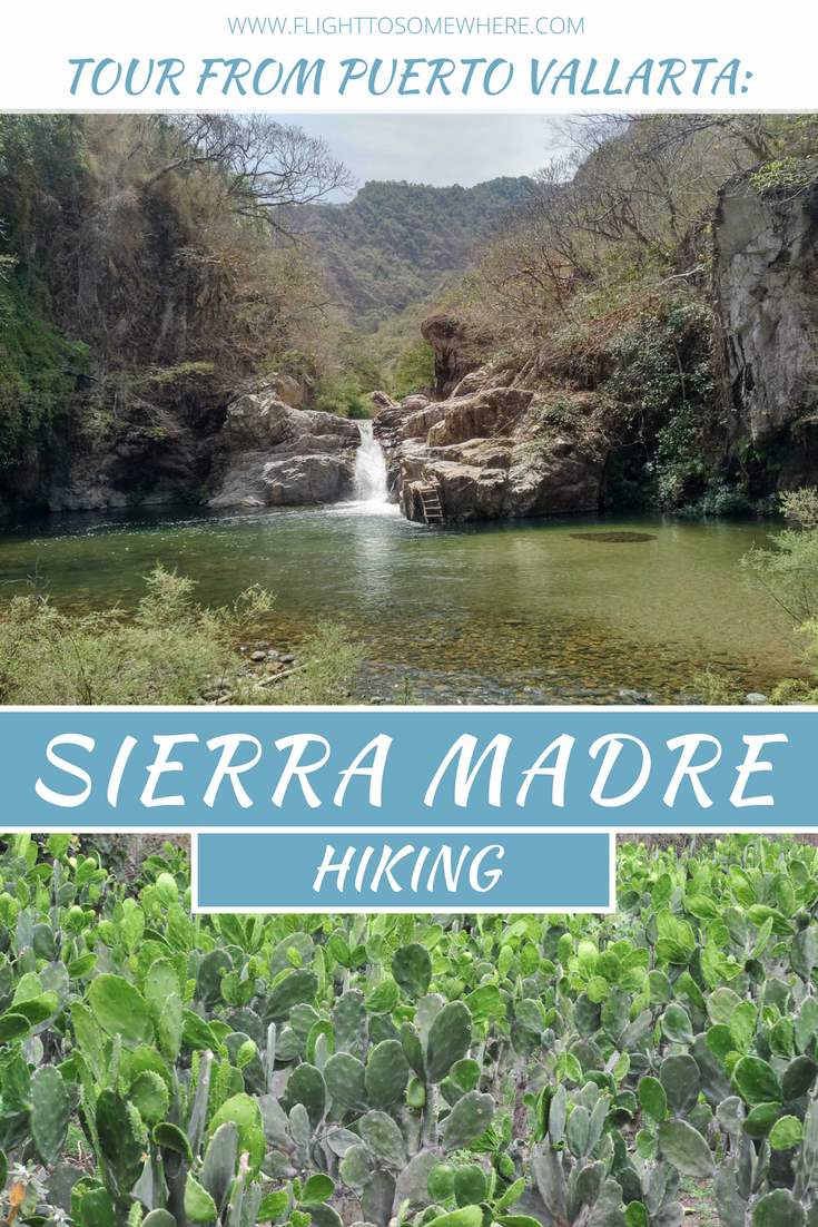 Sierra Madre hiking tour from Puerto Vallarta with Canopy River