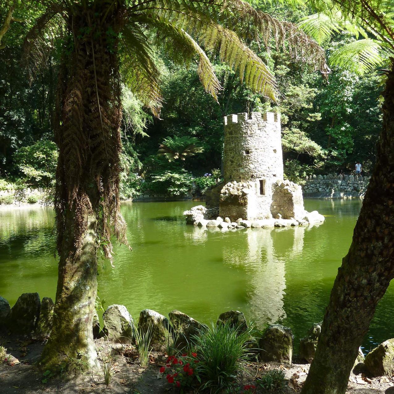 Valley of the Lakes at Pena Palace