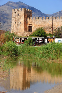 Frangocastello fortress
