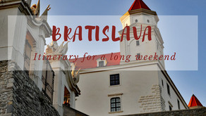 Bratislava Sightseeing - Itinerary for a Long Weekend
