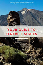 Guide to Tenerife sights