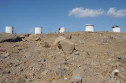 Bodrum windmills