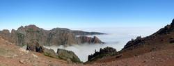 View from Pico do Arieiro