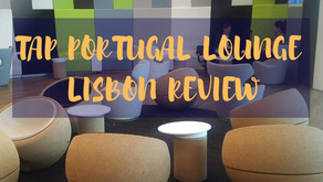 TAP Lounge Lisbon Airport Review