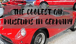 Car Museums in Germany