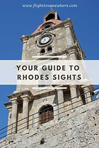 Guide to Rhodes sights