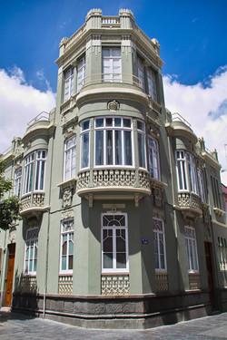 Interesting architecture, Las Palmas