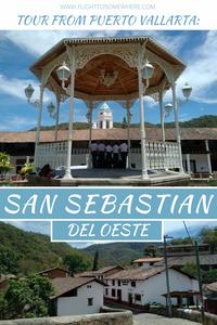 San Sebastian del Oeste tour review