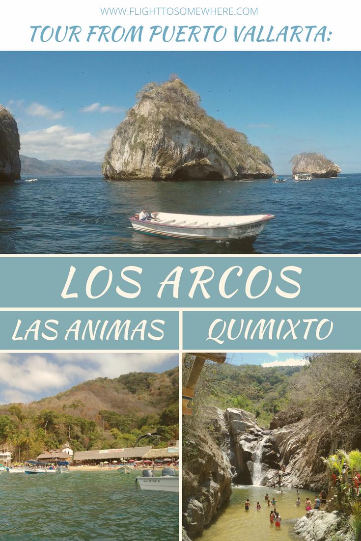 Los Arcos Las Animas Quimixto Tour Review Puerto Vallarta