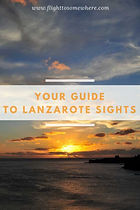 Guide to Lanzarote sights