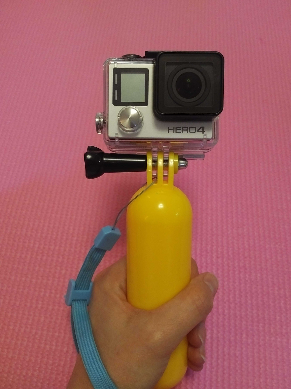 Must have GoPro accessories - Floating hand grip for GoPro