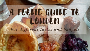The Ultimate Foodie Guide to London