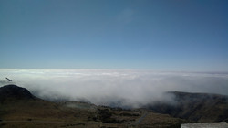 View on the way to Pico do Arieiro