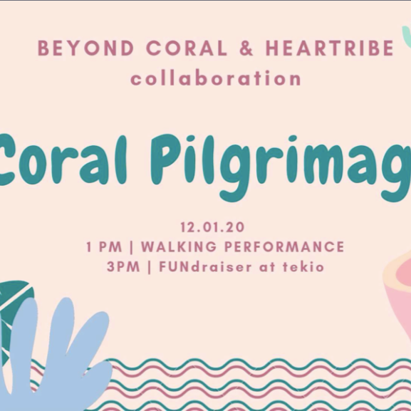 Coral Pilgrimage with HearTribe