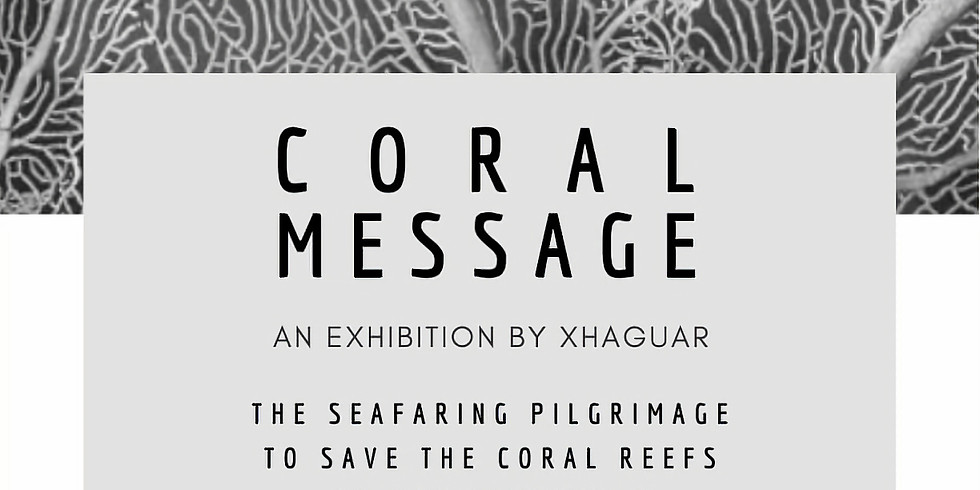 Coral Message - The Seafaring Pilgrimage to Save the Coral Reefs of the Caribbean