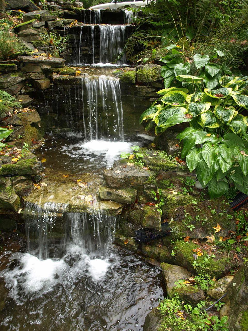 Award-winning Waterfall