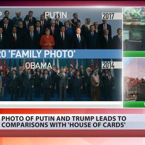 Russia Today - Trump and Putin